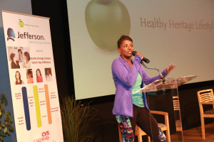 Healthy Heritage Lifestyle Co-Founder - Benita Perkins, MBA, NASM, AFAA, 13 years health and wellness branding and promotion